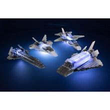 Load image into Gallery viewer, Laser Pegs Multi-Models 4 in 1 - Aircraft