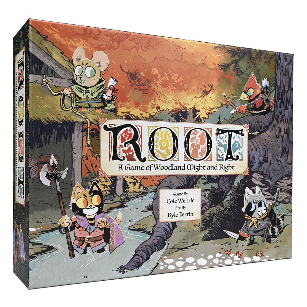 Root from Leder Games