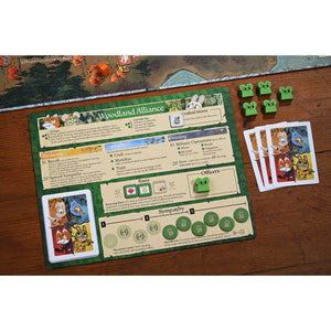 Woodland Alliance - Root from Leder Games