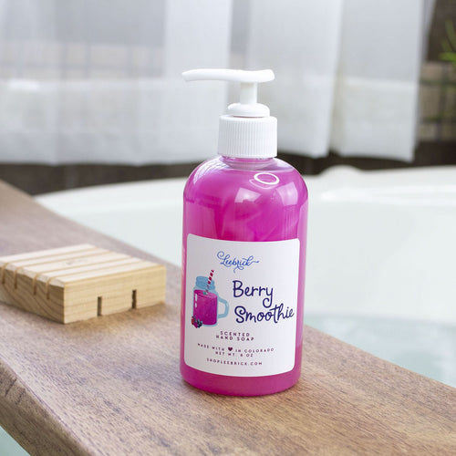 Berry Smoothie Liquid Hand Soap 8oz
