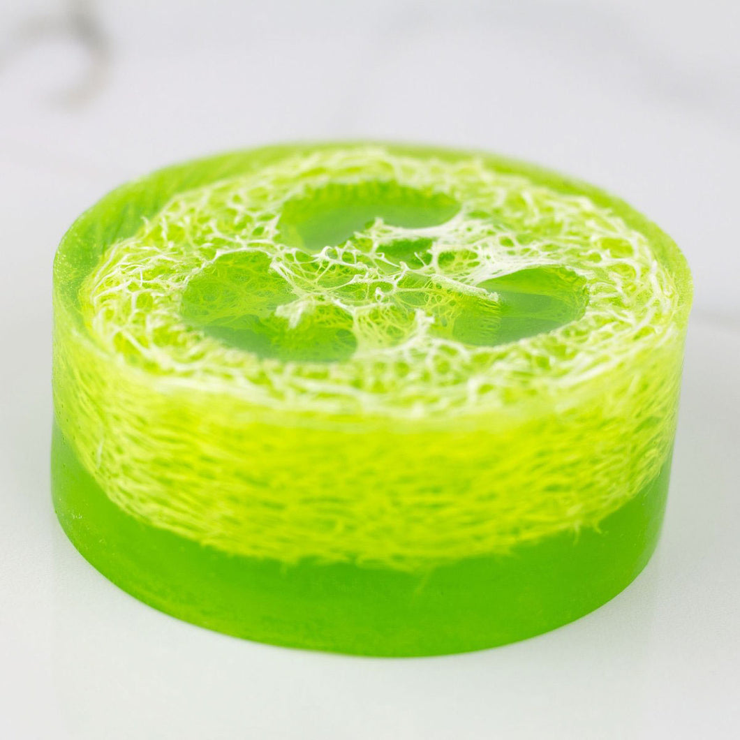 Sleepy Time Luffa Soap
