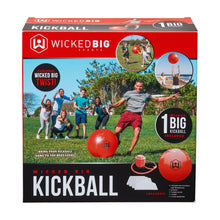 Load image into Gallery viewer, Wicked Big Kickball