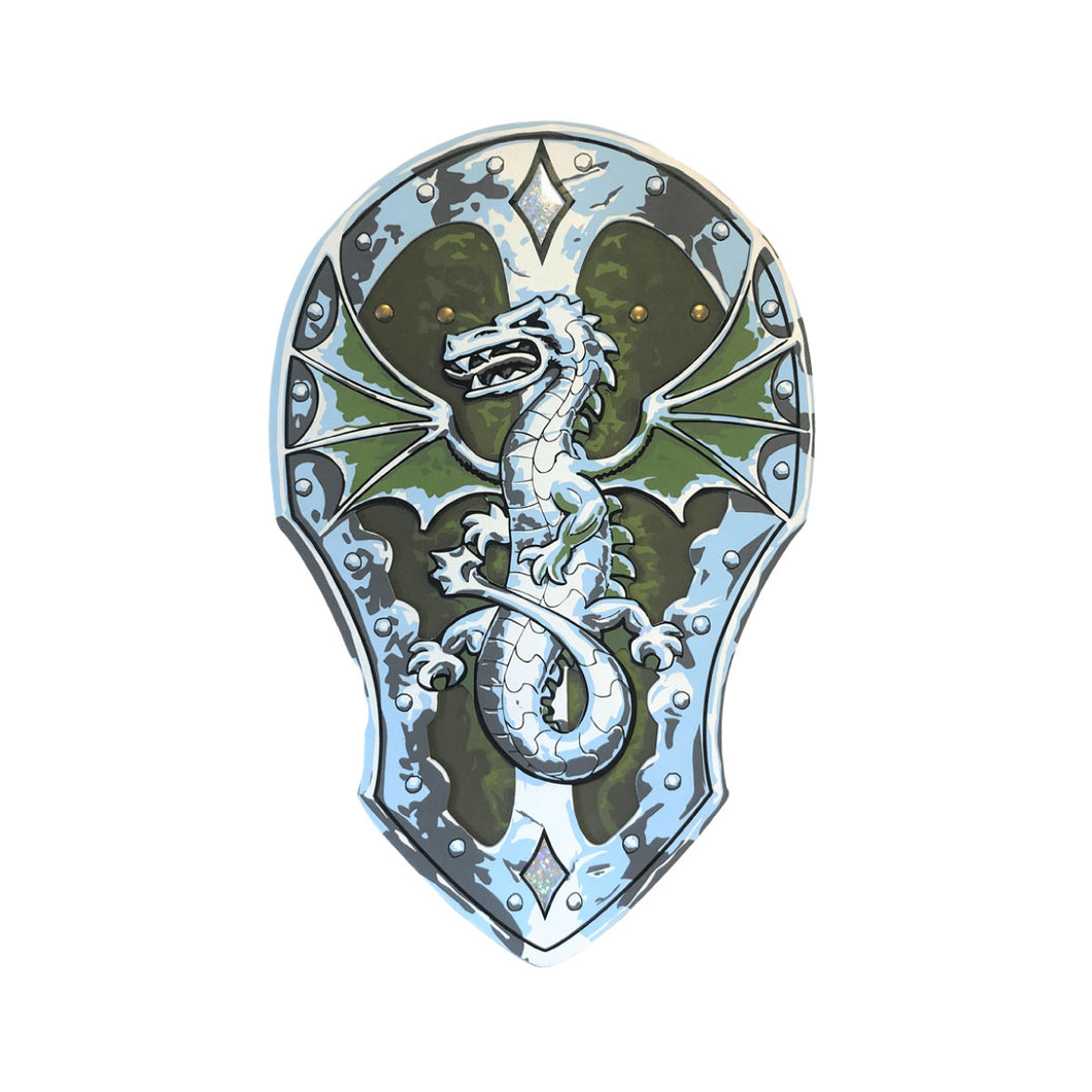 Fantasy Dragon Knight Shield from Liontouch