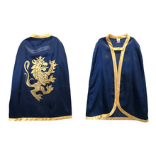 Load image into Gallery viewer, Noble Knight Blue Cape from Liontouch
