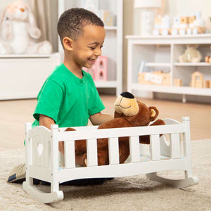 Mine to Love Doll Cradle