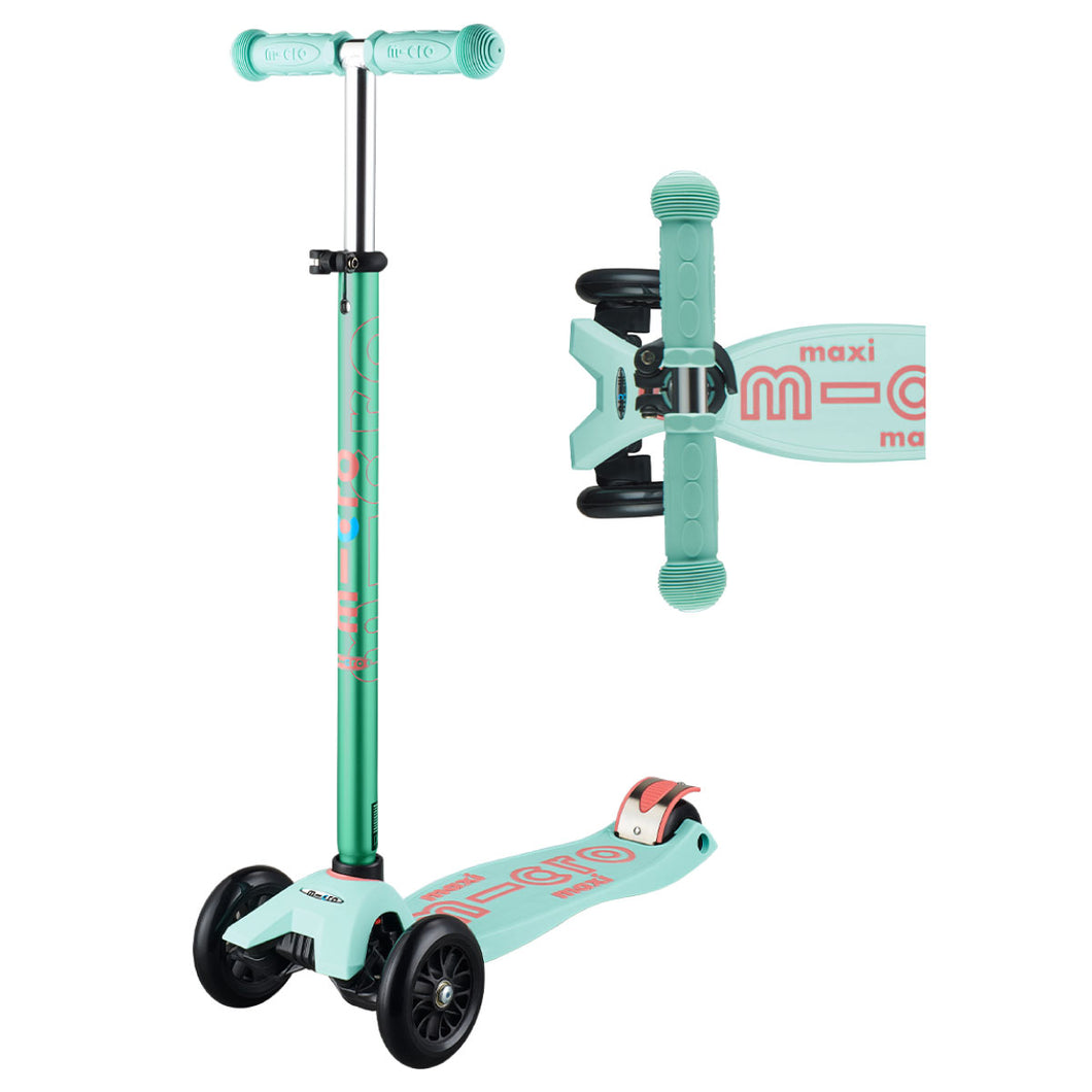 Maxi Deluxe Scooter - Mint - from Micro Kickboard