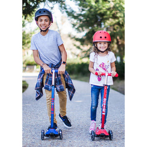 Maxi Deluxe Scooter with LED Wheels From Micro Kickboard