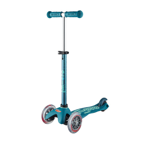 Mini Deluxe Scooter - Ice Blue - From Micro Kickboard