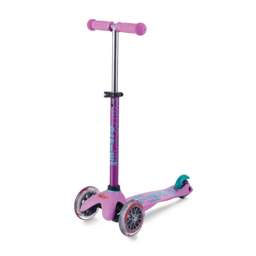 Mini Deluxe Scooter - Lavender - From Micro Kickboard