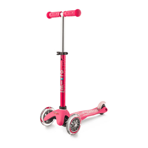 Mini Deluxe Scooter - Pink - From Micro Kickboard