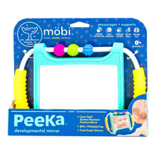 Load image into Gallery viewer, Peeka Developmental Mirror from Mobi