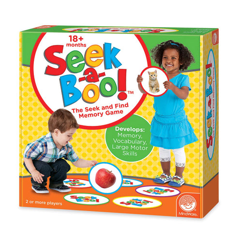 Seek-a-Boo from MindWare
