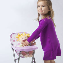 Load image into Gallery viewer, Blissful Blooms Highchair for Baby Stella from Manhattan Toy
