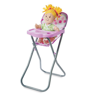 Blissful Blooms Highchair for Baby Stella from Manhattan Toy
