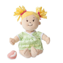 Load image into Gallery viewer, Blonde Baby Stella Doll from Manhattan Toy