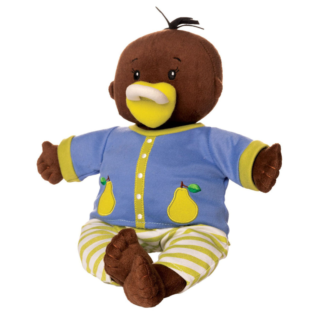 Brown Baby Stella Doll from Manhattan Toy