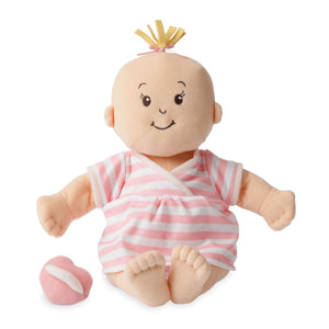 Peach Baby Stella Doll from Manhattan Toy