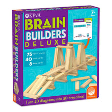 Load image into Gallery viewer, Keva Brain Builders Deluxe from Mindware