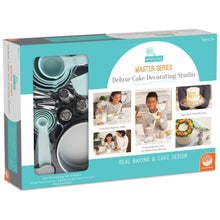 Load image into Gallery viewer, Playful Chef Cake Decorating Set - Master Series