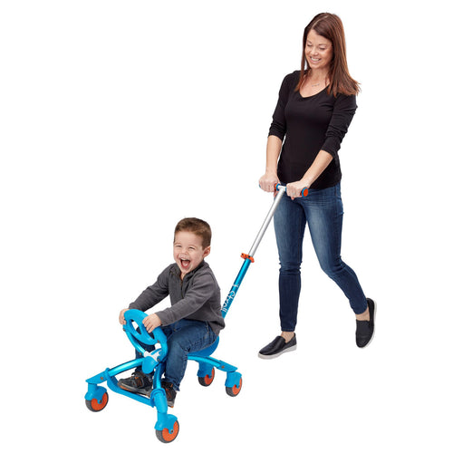 Ybike Pewi Stroll with Parent Push Handle