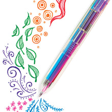 Load image into Gallery viewer, 6 Click Multi Color Gel Pen from Ooly