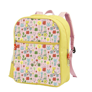 Sugarbooger Zippee! Cats on Bikes Backpack
