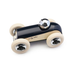 Playforever Midnight (Black & Cream) Clyde Race Car