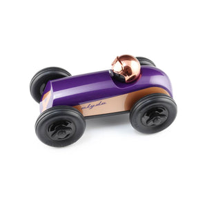 Playforever Radio (Purple & Copper) Clyde Race Car