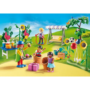 Children's Birthday Party Playmobil Doll House Set