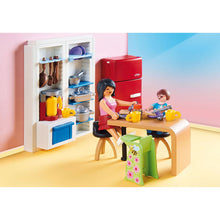 Load image into Gallery viewer, Family Kitchen Playmobil Dollhouse Set