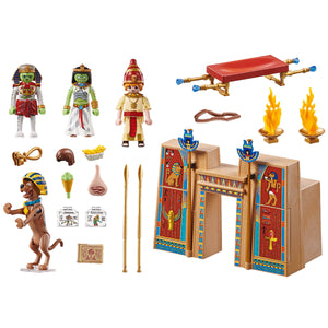 Scooby-Doo! Adventure in Egypt Playmobil Set