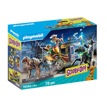 Load image into Gallery viewer, Scooby-Doo! Adventure in the Wild West Playmobil Set