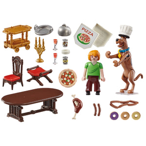Scooby-Doo! Dinner with Shaggy Playmobil Set