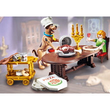 Load image into Gallery viewer, Scooby-Doo! Dinner with Shaggy Playmobil Set