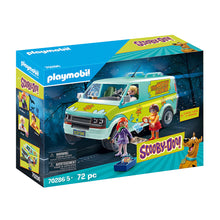 Load image into Gallery viewer, Scooby-Doo! Mystery Machine Playmobil Set