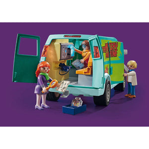 Scooby-Doo! Mystery Machine Playmobil Set