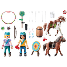 Load image into Gallery viewer, Outdoor Adventure Spirit Riding Free Playmobil Set