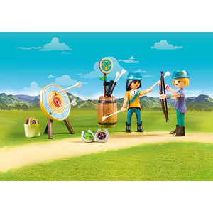 Outdoor Adventure Spirit Riding Free Playmobil Set