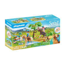 Load image into Gallery viewer, River Challenge Spirit Riding Free Playmobil Set
