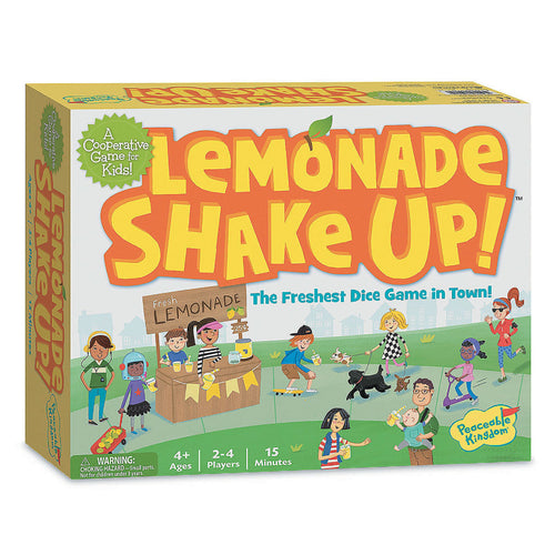 Lemonade Shake Up! from Peaceable Kingdom