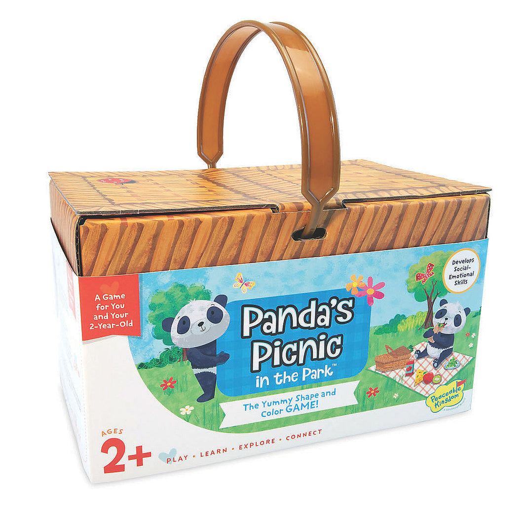 Panda's Picnic in the Park from Peaceable Kingdom