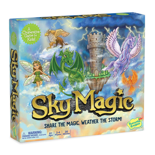Sky Magic Game from Peaceable Kingdom