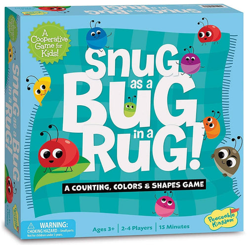 Snug as a Bug in a Rug from Peaceable Kingdom