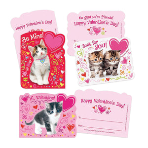 Kitty Scratch & Sniff Valentines