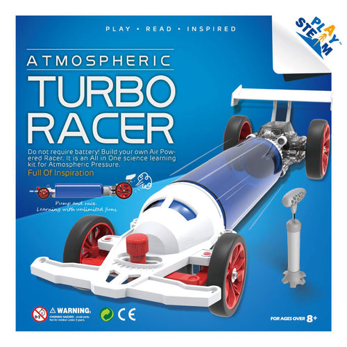 Atmospheric Turbo Racer from PlaySteam