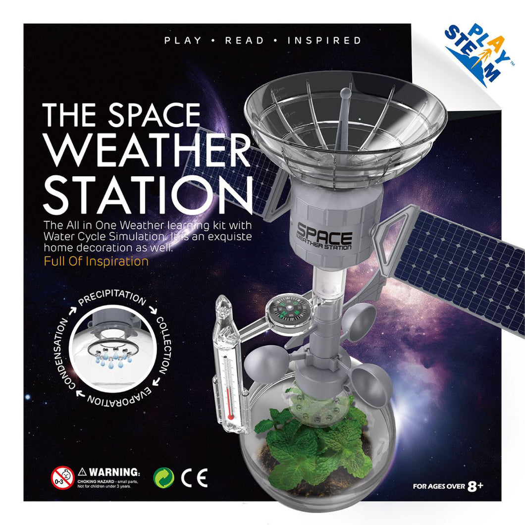 Space Weather Station from PlaySteam
