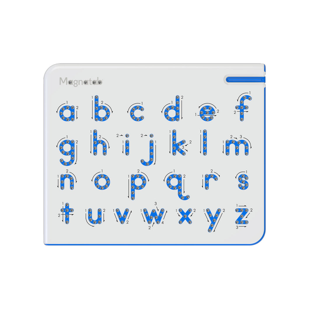 magnatab a to z lowercase letters from Kid-O