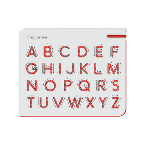 Magnatab A to Z Uppercase Letters from Kid-O