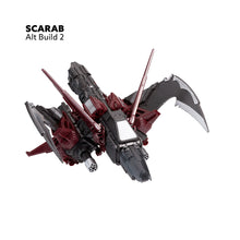 Load image into Gallery viewer, Snap Ships Komplex Scarab K.L.A.W. Interceptor