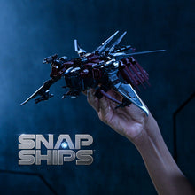 Load image into Gallery viewer, Snap Ships Komplex Scorpion K.L.A.W. Troop Dropper